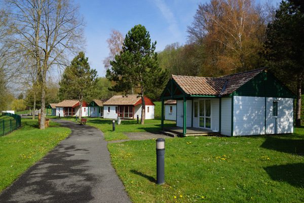 Chalets Camping les Lupins