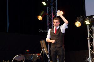 Anthony le Magicien + tartes flambées