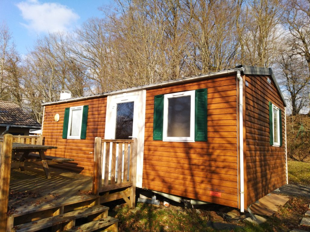 Mobile Home 2 Chambres 4 Personnes