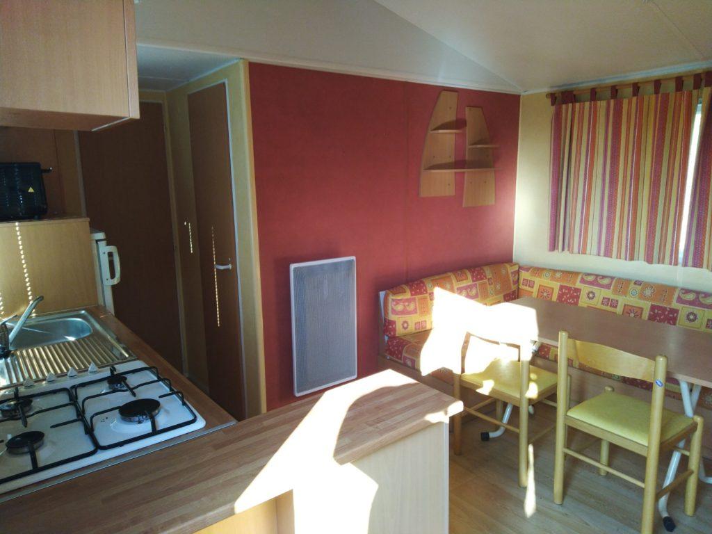Mobile Home 2 Chambres 4 Personnes, intérieur